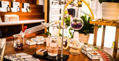 tpv comercios para perfumes a granel