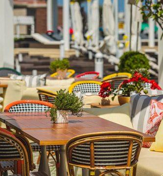 Hostelería y la nueva normalidad con terrazas ampliadas